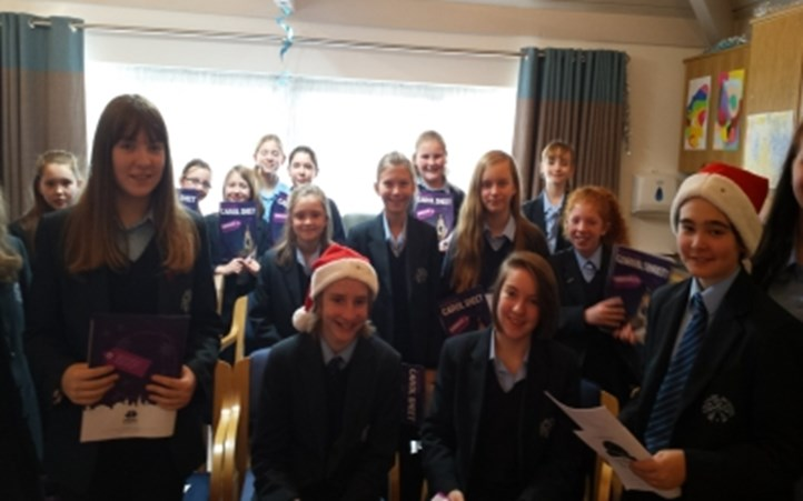 Choir concert at St Peter and St James | Chailey School